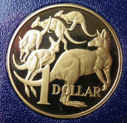 $1 Free Post Aust! Ex RAM Proof Set Coin 1998 Australian Proof One Dollar