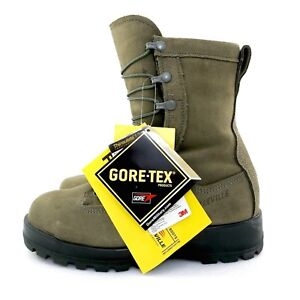6c3327be470 Details about Belleville 675ST Cold Weather 600g Insulated Waterproof Steel  Toe Combat Boot 6R