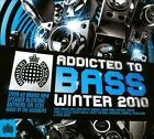 Ministry of Sound: Addicted to Bass Winter 2010 [Digipak] by Various Artists (CD, Oct-2010, 3 Discs, Ministry of Sound)