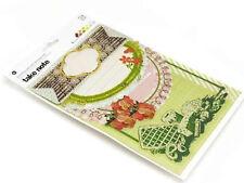 BasicGrey NOOK & PANTRY TAKE NOTE Journaling Cards & Transparencies