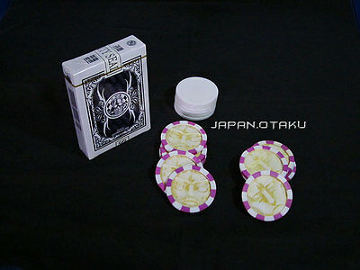 Jojo S Bizarre Adventure Derby S Poker Soul Chip Ebay