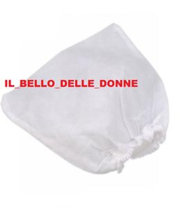 Nail Care, Manicure & Pedicure Honest Sacchetti Sacchetto Di Ricambio In Tessuto Per Aspiratore Unghia Estetica 12pzz