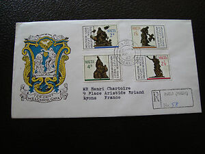 Malta-Envelope-1er-Day-1-8-1967-cy17-Malta