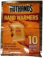 22 Packages (44) Heatmax Hot Hands Hand Mini Warmers