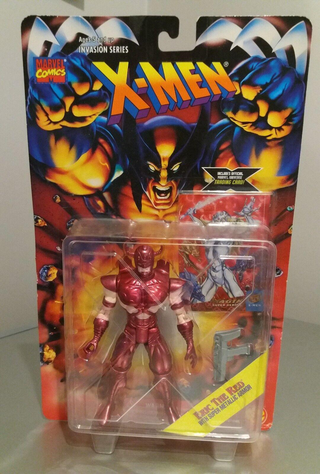 Sehr selten neue eric das rote x - men die invision series 5