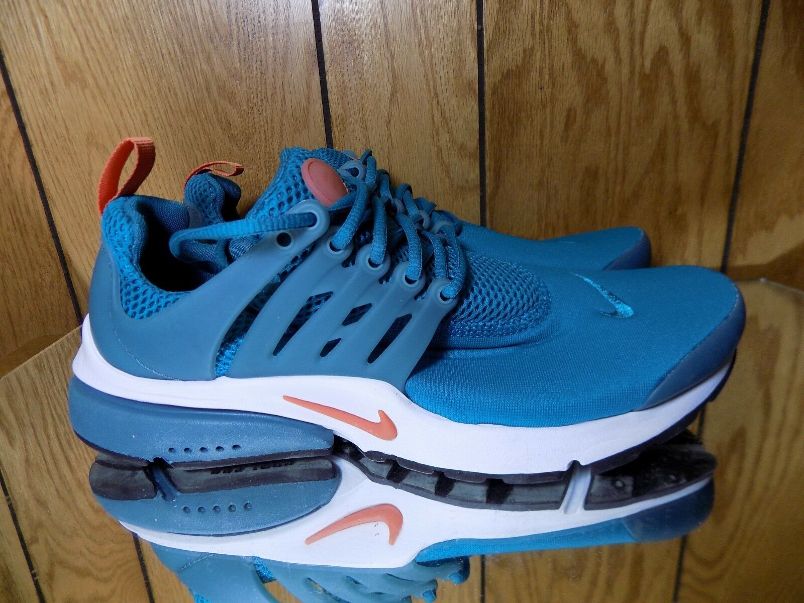 NIKE AIR PRESTO BLUE/TERRA ESSENTIAL 848187 404 BLUSTERY BLUE/TERRA PRESTO ORANGE s. 8 56de2b