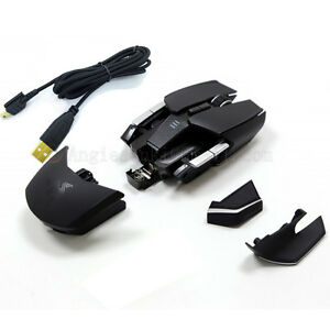 NEW-Mouse-back-cover-Shell-roof-and-usb-cable-for-Razer-Ouroboros-RC30-007701