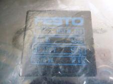 1x Festo Pneumatik Magnetspule Magnetventil MSFW-220 4540 Neu OVP