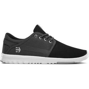 Etnies - Scout Black / Darkgrey / Silver Ultraleichter Schuh Sneaker Sommer