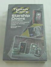Terrain Crate Starship Doors New