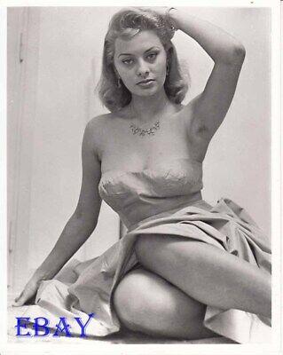 Busty Sophia Loren