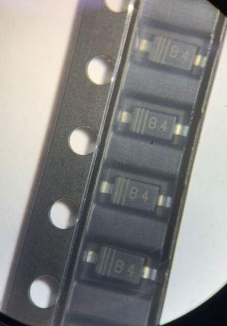 10PCS MBR140SFT1G DIODE SCHOTTKY 40V 1A SOD123FL MBR140 MBR140S 140S MBR140SF 14