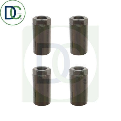 4 X injecteur Buse d/'injection écrous pour Siemens Diesel Injecteurs en 1.5 dci