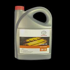 Original TOYOTA Motoröl 5W-30 5L - Fuel Economy, ACEA: A1/B1, A5/B5, API SL/CF