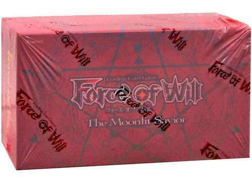 Force of Will Trading Card Game  Alice Cluster  La lune Sauveur Booster Box FOW BRAND NEW