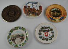 Plates Egyptian Rothenburg Salzburg Basilica Switzerland Seltmann Weiden Bavaria