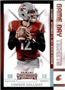 2015-Panini-Contenders-Draft-Picks-Game-Day-Tickets-10-Connor-Halliday-NM-MT