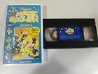 MUSICA MAGIC ENGLISH DESCUBRE EL INGLES CON WALT DISNEY VHS CINTA TAPE