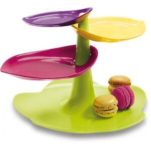 Zak Design alzata alzatina antipasti dessert sweety cake stand l flora zak