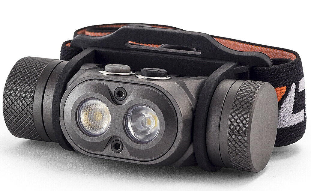 YLP Panda 3.0 Headlamp LED Neutral blanc 1100lm Professionals with magnet