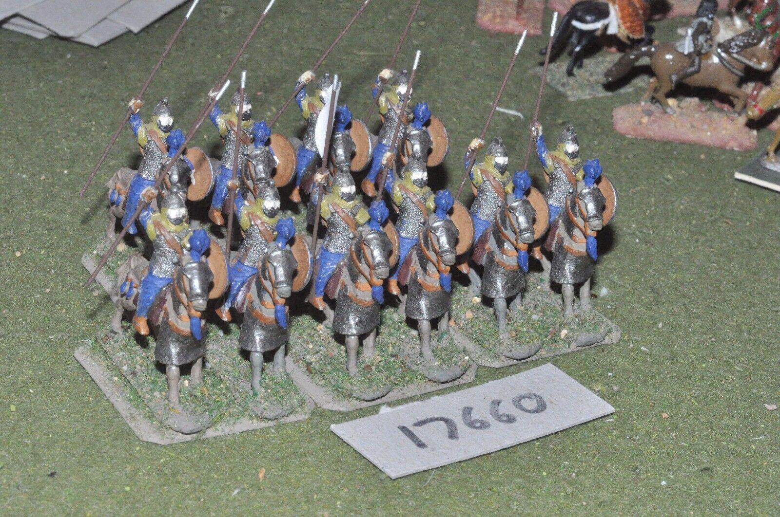 25mm roman era   persian - persian cavalry 10 cavalry - cav (17660)