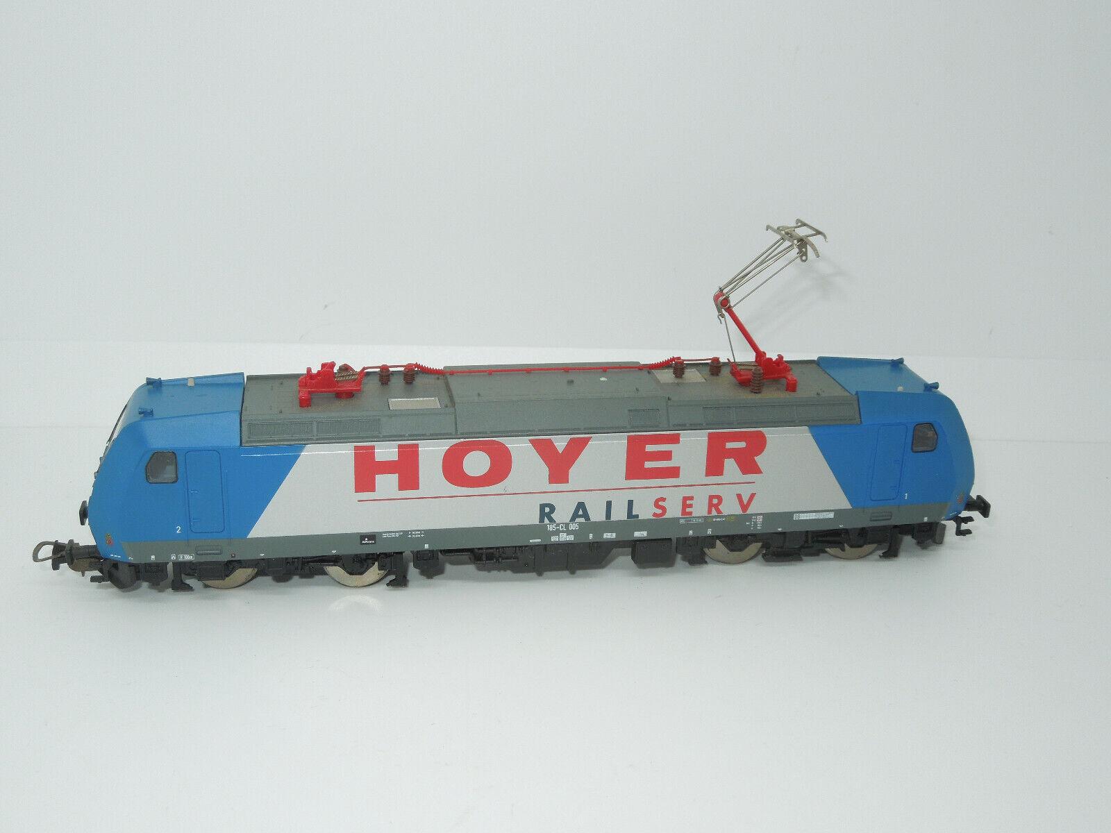 Piko H0 E-Lok BR 185 Hoyer  | Offizielle