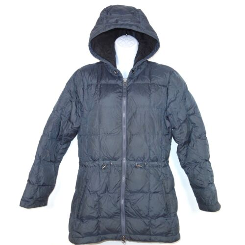 Blue Ll Quiltet Petite Puffer Packable Navy Kvinder Hooded Bean Jacket Downtek Xs fR7PB
