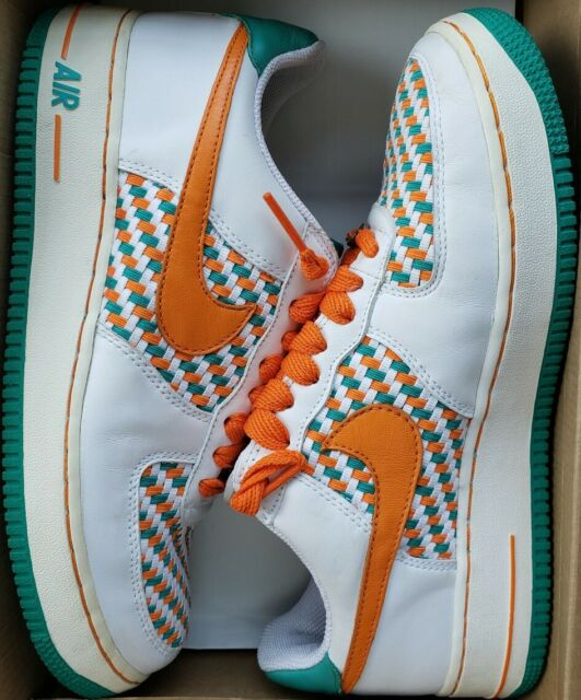 Nike Air Force 1 Low Mia 305 Mens Size 9 Pre-owned Good