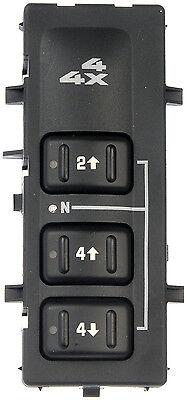 4WD Switch fits 2003-2007 GMC Sierra 2500 HD,Sierra 3500 Yukon XL 2500 S
