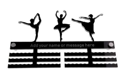 Personnalisé Médaille Support Crochet - Ballet Danseuse, Ballet Dance