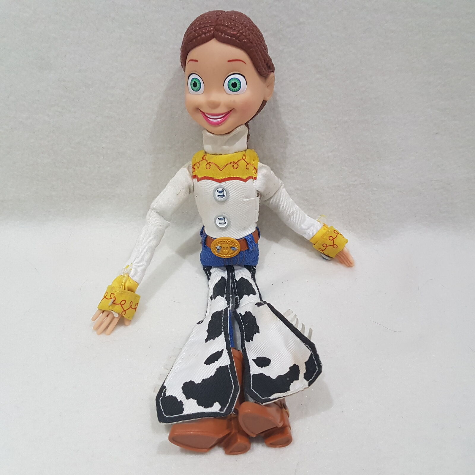 Jessie From Toy Story Pull String Figure TALKING doll rare