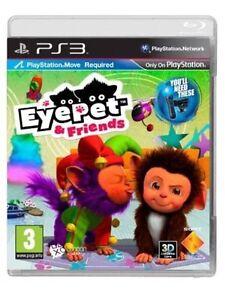 Nuevo-Eyepet-amp-Friends-Move-requerida-PS3-Nuevo-y-Sellado