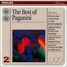 The Best of Paganini (CD, May-1999, 2 Discs, Philips)
