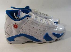promo code 085a1 fb659 Image is loading Nike-Air-Jordan-14-Retro-Gs-Basketball-Shoes-