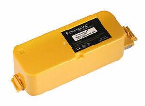 3000mAh Vacuum Replacement Battery APC For iRobot Roomba 400 4000 Series 14.4V