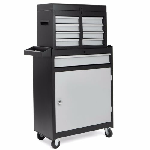 5-Drawer-Rolling-Tool-Cabinet-Tool-Chest-Tools-Organiz