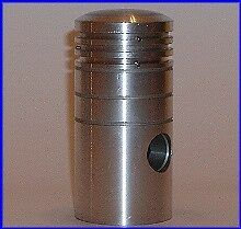 NEW PISTON WITH RINGS KIT PISTONS PUCH 250 TF-S-GS 1951-1959 Twingle Cyl.