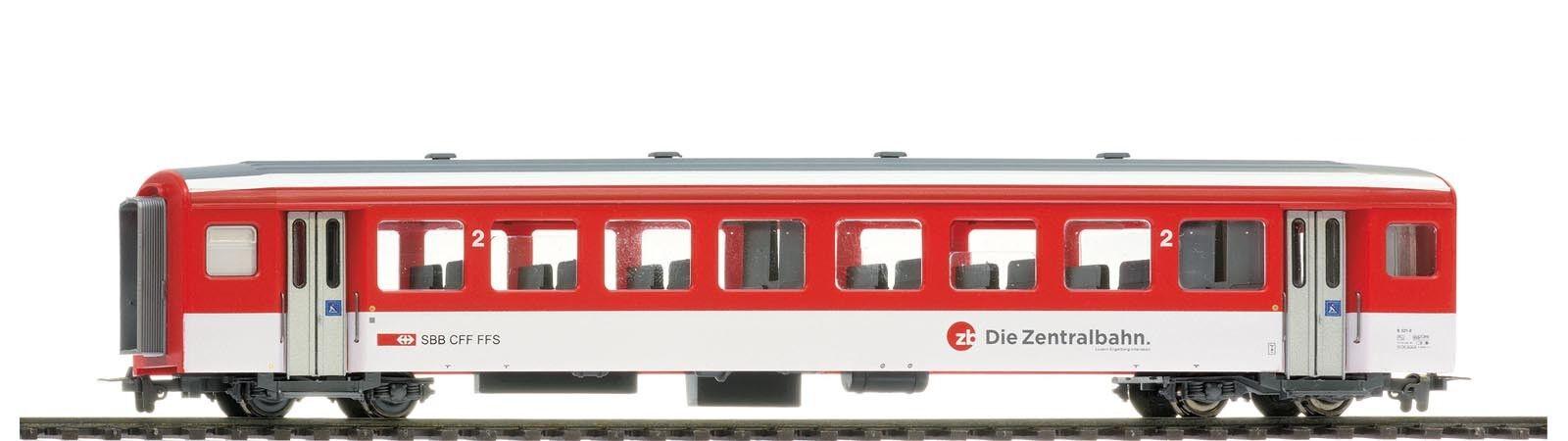 Bemo 3271471-h0m-Narrow Gauge-Passenger voiture EWIII 2.kl. b521-8 SBB Brünig  ZB  rentable
