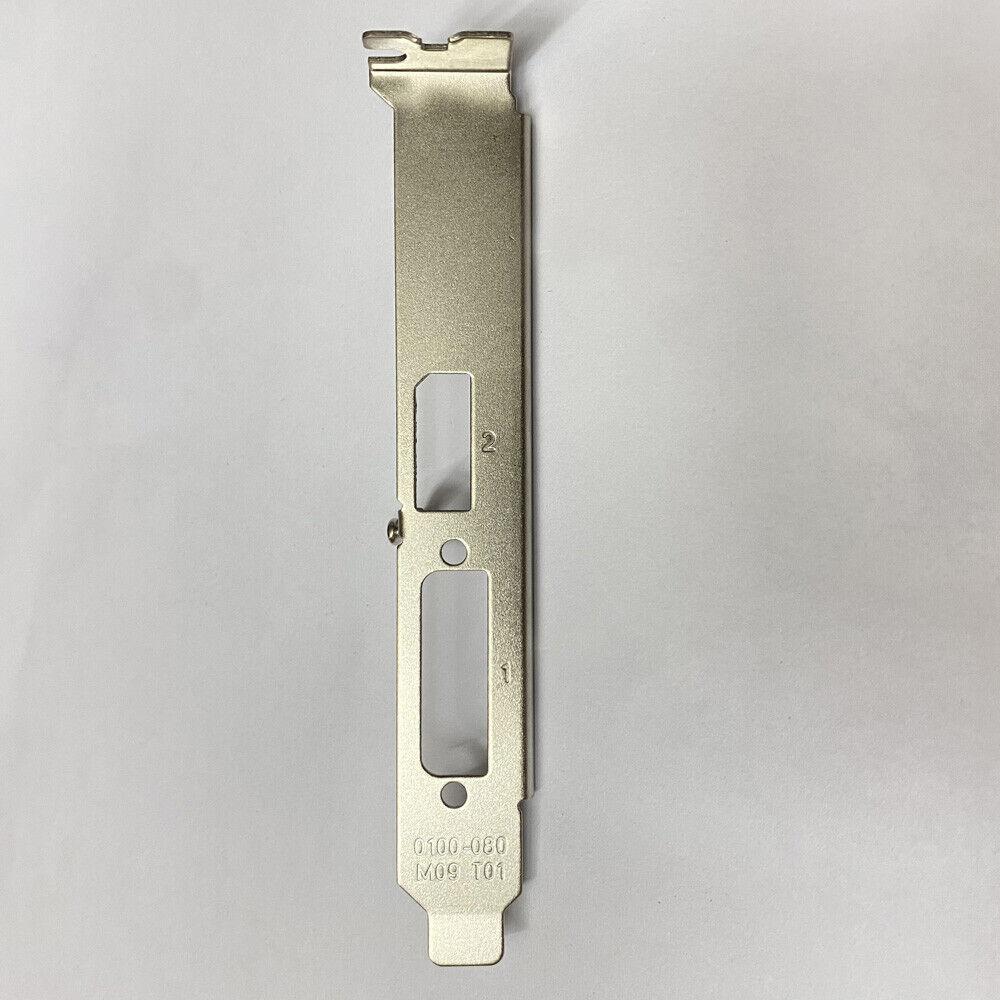 5pcs Full high Profile Bracket for Nvidia Quadro Q410 K620 K600 K420 600 Card