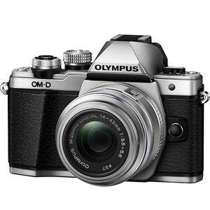 Olympus-E-M10-Mark-II-Silver-14-42mm-8GB-Bag