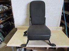07-14 SILVERADO CENTER JUMP SEAT CONSOLE OPEN STORAGE GREY ARM REST CUP HOLDER