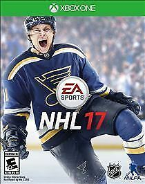Nhl 17 Microsoft Xbox One 2016 For Sale Online Ebay