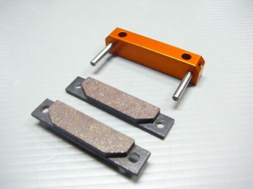 Performance Metallic Brake Pad CNC for HPI Baja 5B 5T 5SC King Motor Rovan Orang
