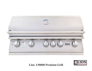 LION-L90823-5-BURNER-40-034-DROP-IN-BUILT-IN-BBQ-ISLAND-GAS-GRILL-Package-Deal-NG