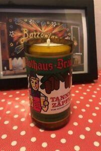 Rothaus- Rothaus brau- beer bottle candle 8ZAXVvdQ-09113544-869443113