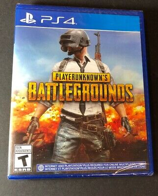 Playerunknown S Battlegrounds Pubg Ps4 New 711719527381 Ebay