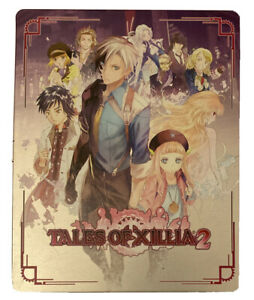 Tales-of-Xillia-2-Steelbook-No-Game-Case-Only-Playstation-3-PS3