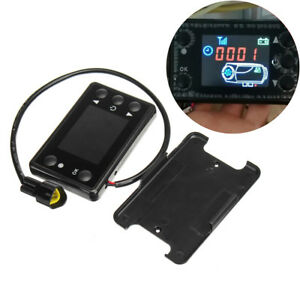 Parking-Heater-Remote-control-Switch-12V-LCD-Monitor-Timing-start-or-stop