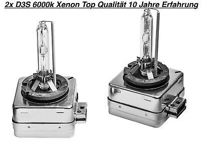 2 x Xenon Brenner D3S Lampen Birnen E-Zulassung für VW Touran 1T3
