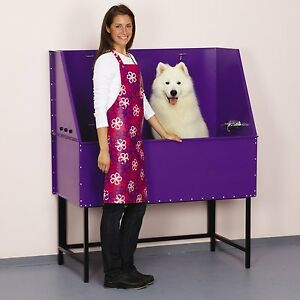 Master Equipment Everyday Protub 48in Purple Pet Grooming